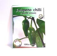 MP3 prehrávač do 5GB - Chilli Jalapeno 5 ks semien