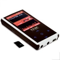 TEAC MP3 player MP480 8GB Black