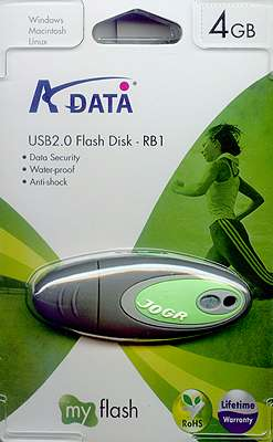 A-DATA JOGR RB1 4GB USB2.0