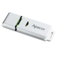 Usb kľúč  4GB - Apacer HandyDrive 4GB AH223 USB 2.0 WHITE