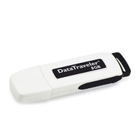 Usb kľúč  8 GB - KINGSTON DataTraveler USB 8GB black