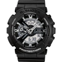 MP3 prehrávač do 5GB - CASIO G-SHOCK GA 110C-1A