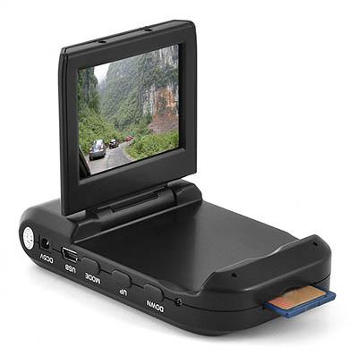 Digitálne flash kamery – čierna skrinka do auta- minikamera s