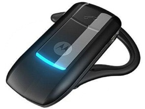 Handsfree cez BLUETOOTH HEADSET H3 MOTOROLA