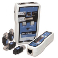 Testovanie siete - TCT-400 ONE for ALL Tester