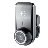 MP3 prehrávač do 5GB - Web kamera LOGITECH QuickCam PRO Notebook